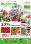Gartencenter Augsburg Wochenangebote - bis 19.05.2019