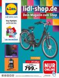 Nur Online: Lidl-Shop-Magazin