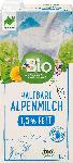 dm-drogerie markt dmBio Milch, haltbare Alpenmilch 1,5% Fett, Naturland