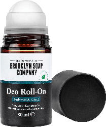 Brooklyn Soap Company Deo Roll-On Zedernöl & Citrus