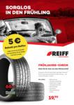 REIFF Reifen Sorglos in den Frühling - bis 15.06.2019