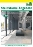 Holz Possling SteinStarke Angebote! - bis 01.06.2019