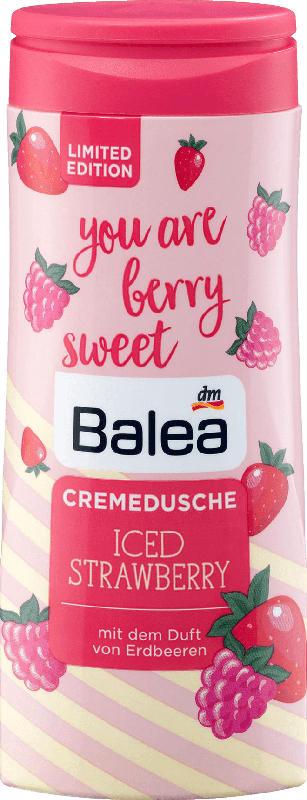 Balea Cremedusche you are berry sweet