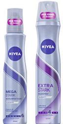 Nivea Haarspray oder Schaumfestiger versch. Sorten, jede 250/150-ml-Dose