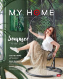 MY HOME MAGAZIN - SOMMERTRENDS 2019
