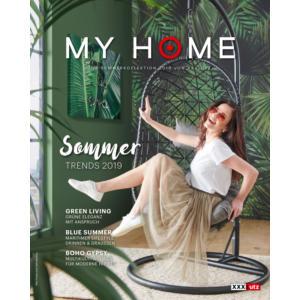 MY HOME MAGAZIN - SOMMERTRENDS 2019 Prospekt Neumünster