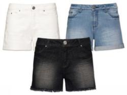 ESMARA® Damen Jeans-Shorts