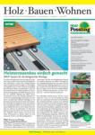 Holz Possling Holz-Bauen-Wohnen - bis 15.06.2019