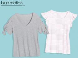 BLUE MOTION Damen-Shirt