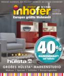 Möbel Inhofer Hülsta Spezial - bis 01.06.2019
