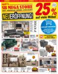 Opti Wohnwelt Neueröffnung - bis 15.06.2019