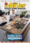 Möbel Inhofer Küchen Angebote - bis 31.05.2019