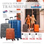 Kaufring München Gepäck für Ihre Traumreise - bis 16.06.2019