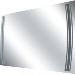 Badezimmerspiegel Lavella B: 100cm inkl. Led