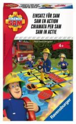 Einsatz für Sam - Mitbringspiel - Ravensburger