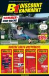 B1 Discount Baumarkt Wochen Angebote - bis 01.06.2019