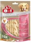 BayWa Bau- & Gartenmärkte 8in1 Dog 8in1 Delights Pork Twisted Sticks 35 St.