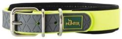 Hunter Dog Halsband Convenience neongelb 40-50cm