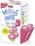 BayWa Bau- & Gartenmärkte animonda Cat Snack Milkie Beauty m. Zink 20x15g