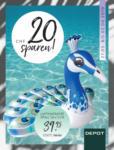 DEPOT CHF 20 sparen - bis 02.06.2019