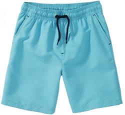 Jungen-Badeshorts mit kontrastfarbener Kordel