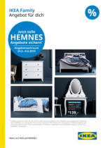 IKEA HEMNES Angebote
