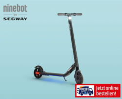NINEBOT BY SEGWAY E-Scooter ES2