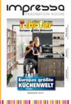 Möbel Inhofer Impressa - Faszination Küche - bis 22.06.2019