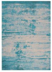 Vintage-Teppich Montserrat - Plymouth Türkis, 75x150cm