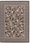 HELLWEG Baumarkt Kurzflorteppich Turkey - Izmir Vizon, 80x150cm