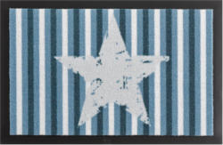 Fußmatte, »Stars and Stripes«, HANSE Home, rechteckig, Höhe 7 mm