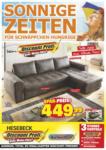 Hesebeck Discount-Profi Sonnige Zeiten - bis 30.06.2019