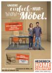 Hesebeck Home Company WOW-Möbel - bis 31.07.2019
