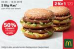 McDonald´s McDonald's Gutscheine - bis 14.07.2019