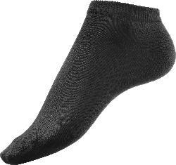FASCÍNO Sneaker aus Bio-Baumwolle schwarz, Gr. 39-42
