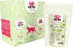 dm-drogerie markt KatzenLiebe Nassfutter für Katzen, Bio-Ente mit Bio-Zucchini, Bio-Hirse, Bio-Kokosflocken, Taurin, 15x100g