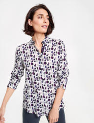 Gerry Weber Bluse 1/1 Arm »Langarmbluse mit Allovermuster«