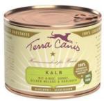 BayWa Bau- & Gartenmärkte Terra Canis Dog Dose classic Kalb 200g