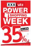XXXLutz Power Shopping Week - bis 09.06.2019