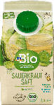 dm-drogerie markt dmBio Saft, Sauerkraut-Saft, Demeter