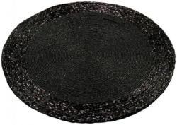 Platzmatte schwarz ø 30cm