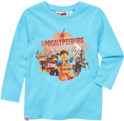 The LEGO Movie Langarmshirt