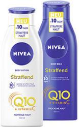 Nivea Q10 Body Milk oder Lotion jede 400-ml-Flasche
