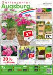 Gartencenter Augsburg Wochenangebote - bis 16.06.2019