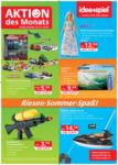 Geuder Haushaltwaren GmbH -Bereich Spielwaren- idee+spiel Juni - bis 07.07.2019