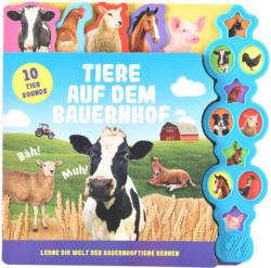"""Kinder Soundbuch """"Tiere auf dem Bauernhof"""""""