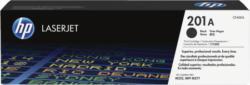 Hewlett Packard CF400A HP 201A schwarz - Toner