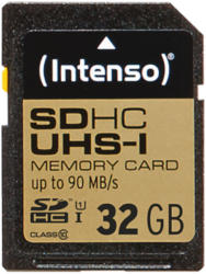 Intenso SD Card 32GB UHS-I Professional - SDHC-Card