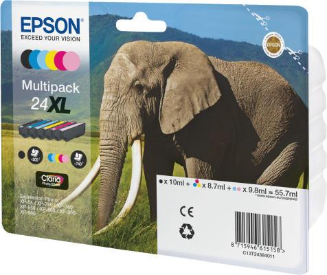 Epson T2438 Multipack 24XL - Tintenpatrone