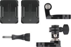 GoPro Helmet Front + Side Mount schwarz - Helmhalterung